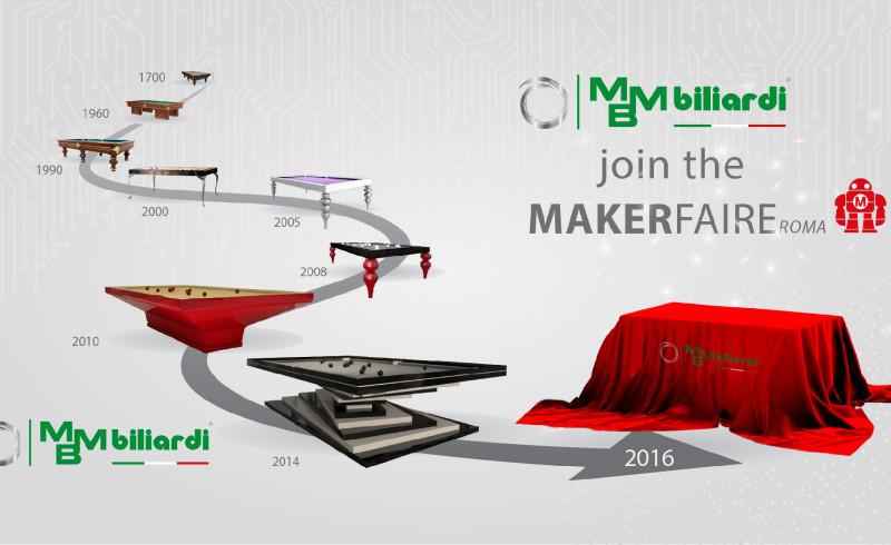 mbm-biliardi-faire-rome-maker-faire-2016