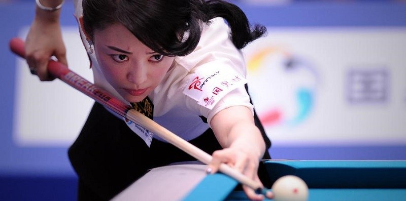 Chinese (Women) Do it Better! Queen of Nine-Ball, Pan Xiaoting
