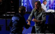 Iron Maiden's Nicko McBrain takes break from World Tour for Snooker's Final!