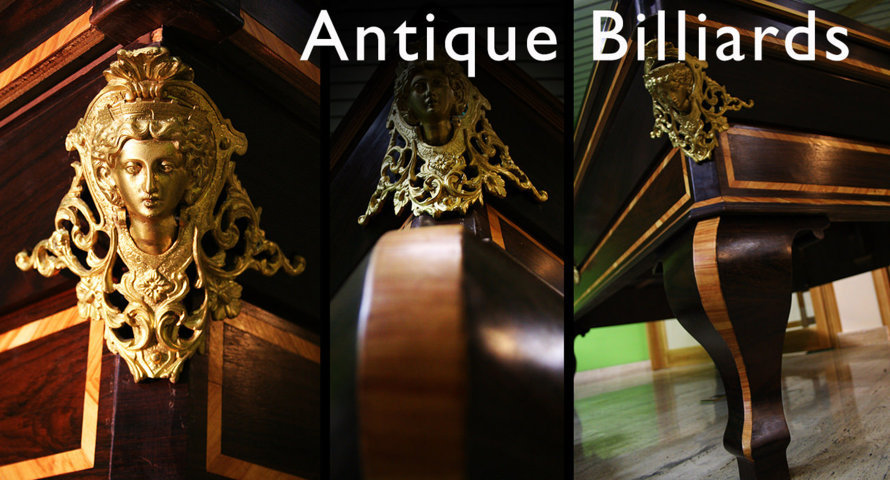 antique billiards