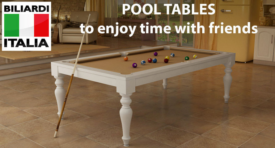 billiard dining table
